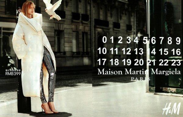 Maison Martin Margiela x H&M