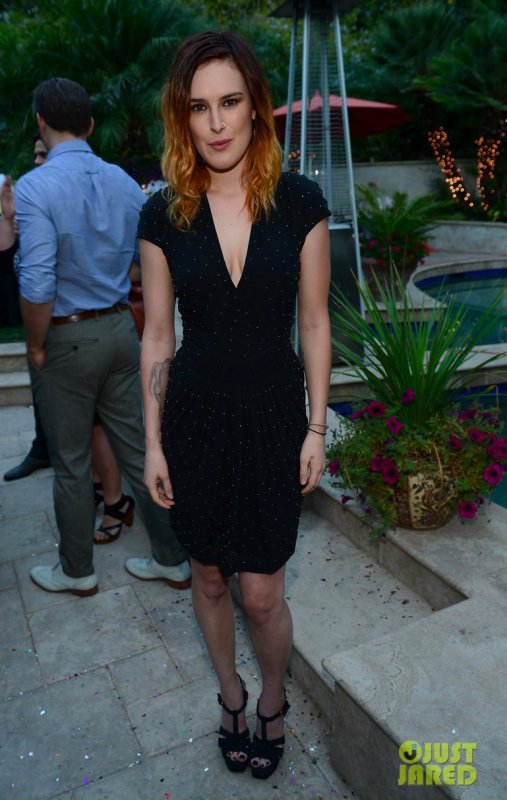 Rumer Willis à un évènement. Beverly Hills, Californie
