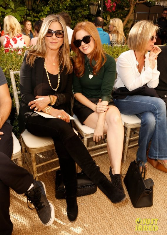 2012 CFDA/Vogue Fashion Fund Show  West Hollywood, Californie