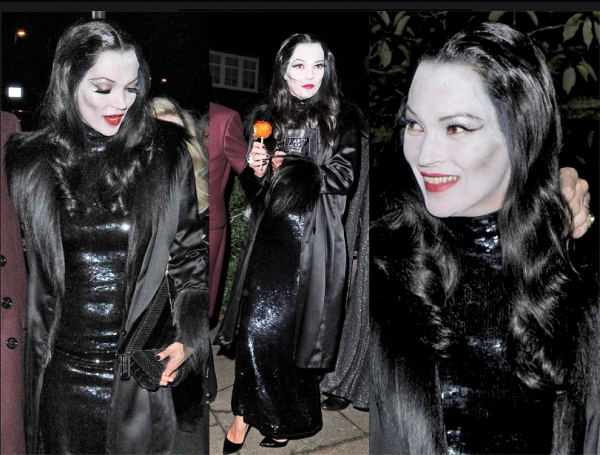 Halloween  Kate Moss