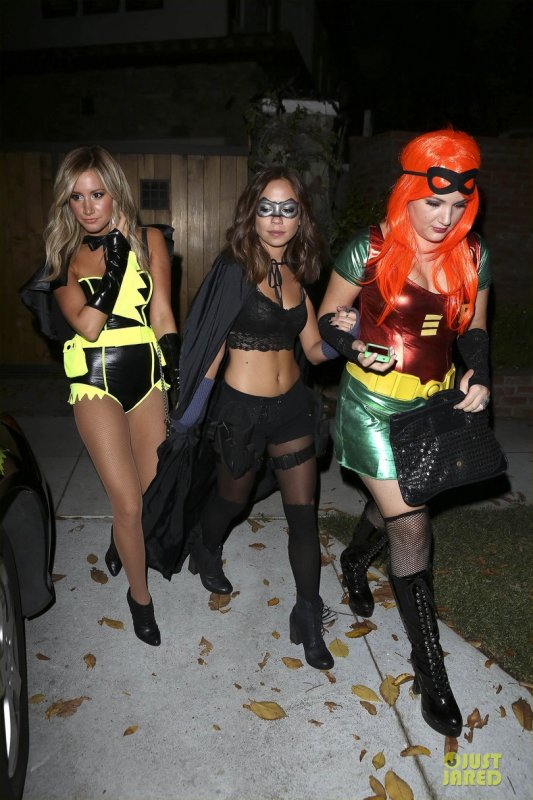 Halloween  Ashley Tisdale
