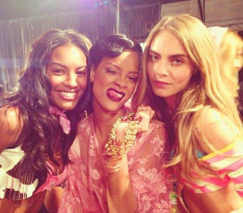 Victoria's Secret Fashion Show 2012  Rihanna