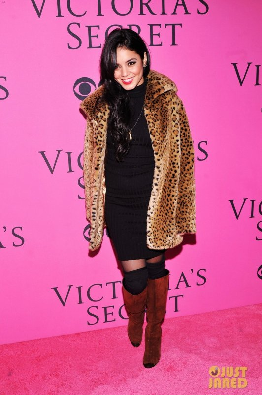 Victoria's Secret Fashion Show 2012  Vanessa Hudgens