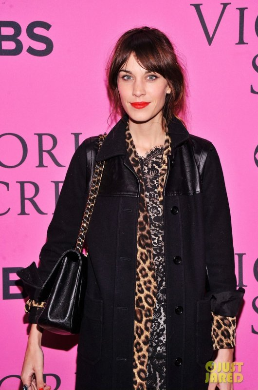Victoria's Secret Fashion Show 2012  Alexa Chung