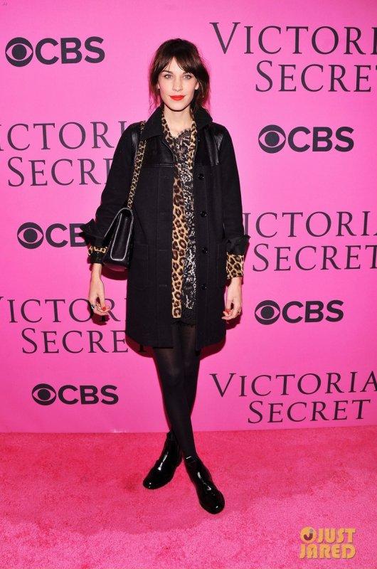 Victoria's Secret Fashion Show 2012  Alexa Chung