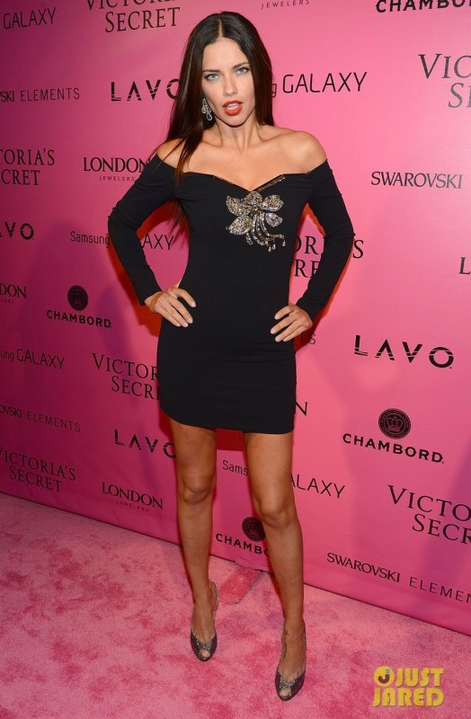 2012 Victoria's Secret Fashion Show After Party  New York