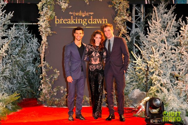 The Twilight Saga : Breaking Dawn – Part 2 Londres