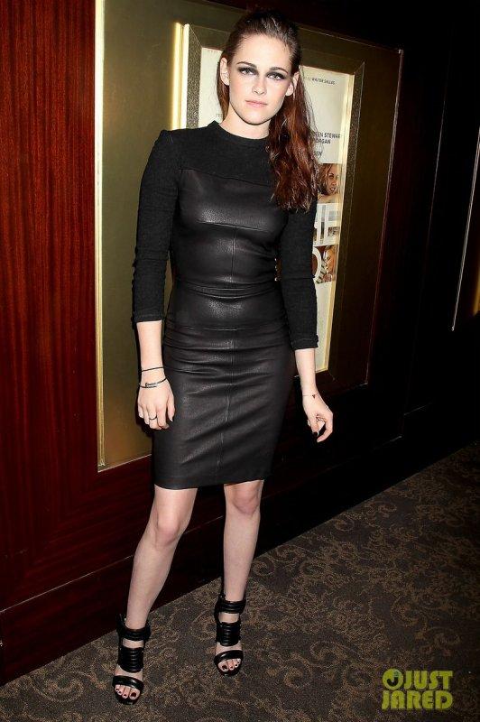 Kristen Stewart en promo.