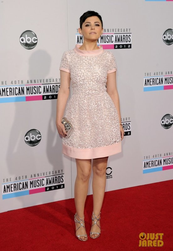American Music Awards 2012  Ginnifer Goodwin