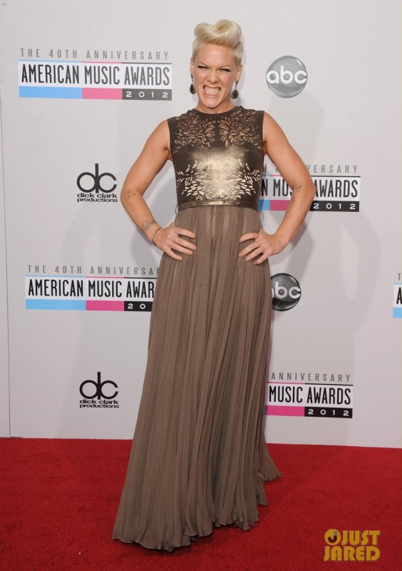 American Music Awards 2012  P!nk