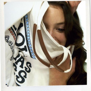 Charlotte LeBon x Comptoir des Cotonniers
