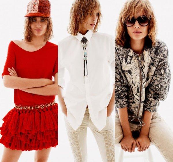 H&M  printemps / été 2013