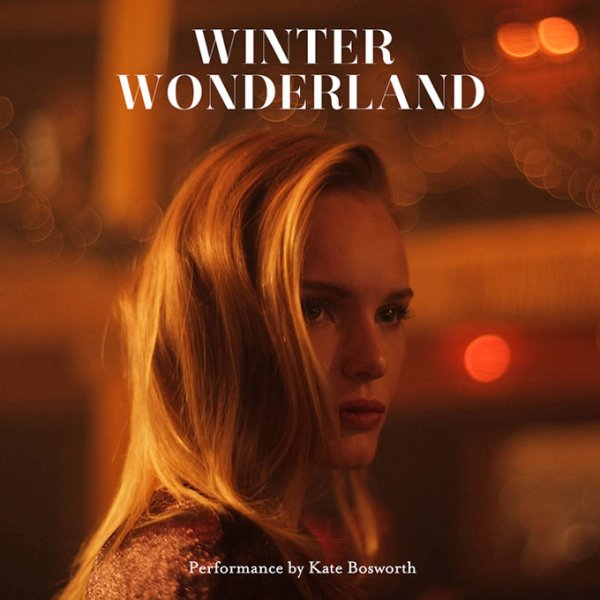 Kate Bosworth pour Topshop Winter Wonderland