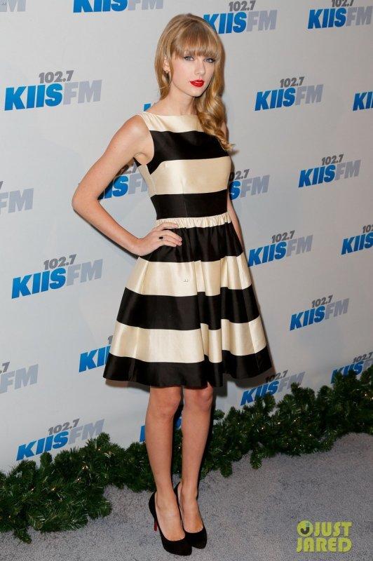 Taylor Swift à des évènements.