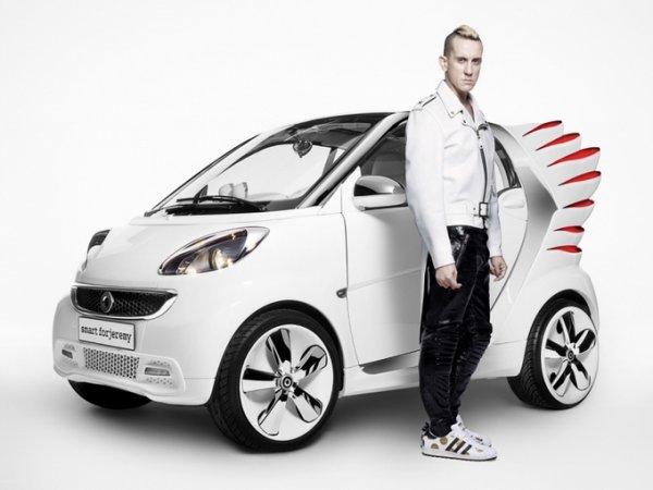 Jeremy Scott x Smart
