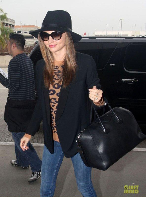 Miranda Kerr de sortie.