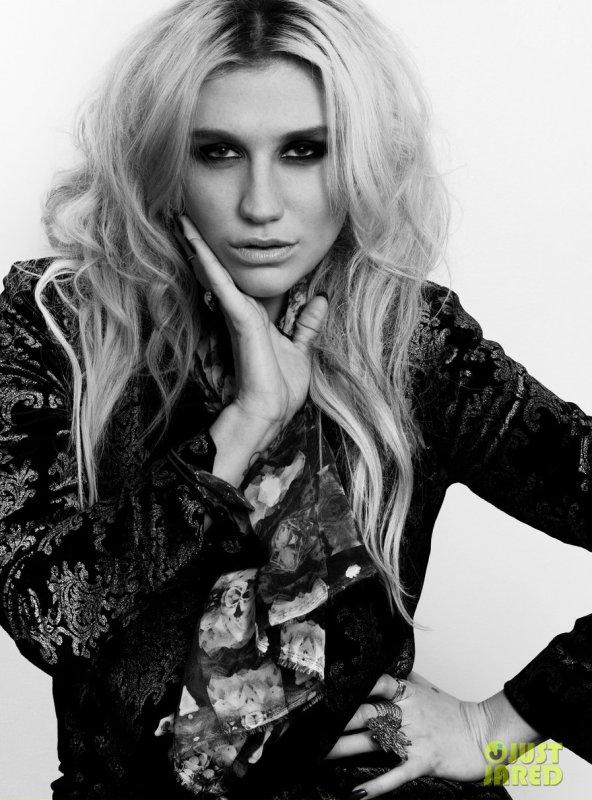 Kesha à des évènements.