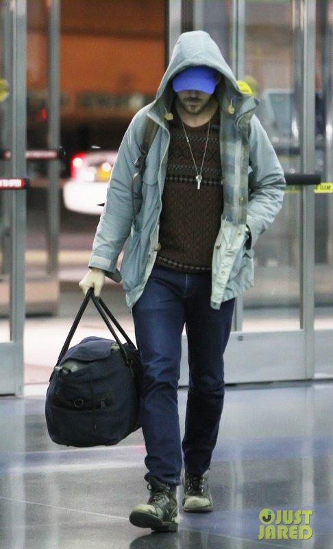 Ryan Gosling de sortie.