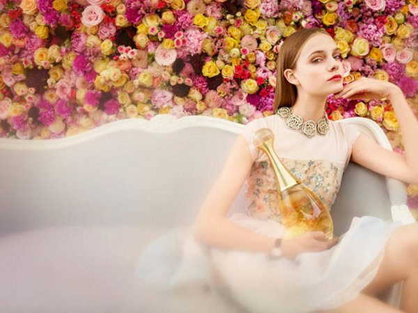 An exceptional Christmas by Dior