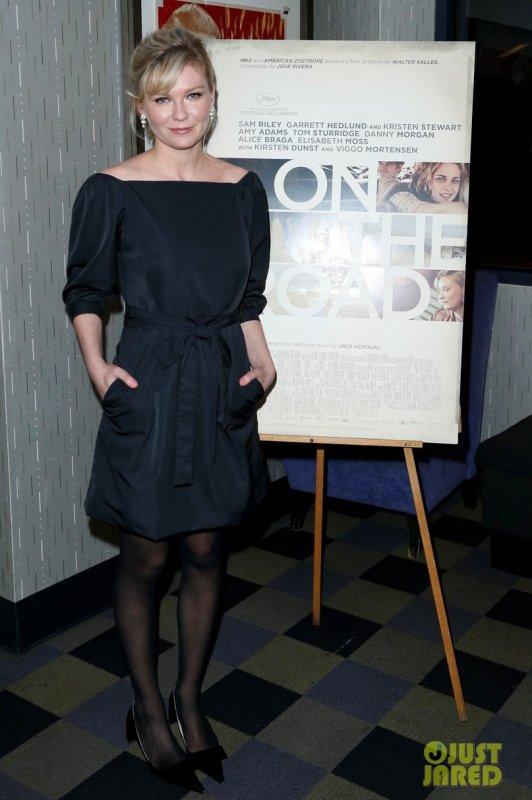 Kristen Stewart fait la promo de Sur La Route.