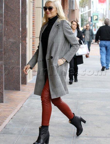 Gwen Stefani de sortie.