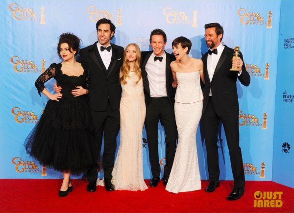Golden Globes Awards 2013  Le Palmarès