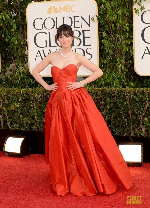 Golden Globes Awards 2013  Red Carpet
