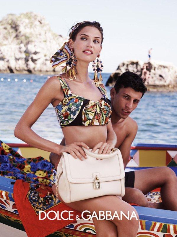 Dolce & Gabbana  printemps / été 2013