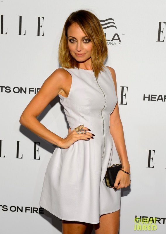 Nicole Richie à un évènement. West Hollywood, Californie