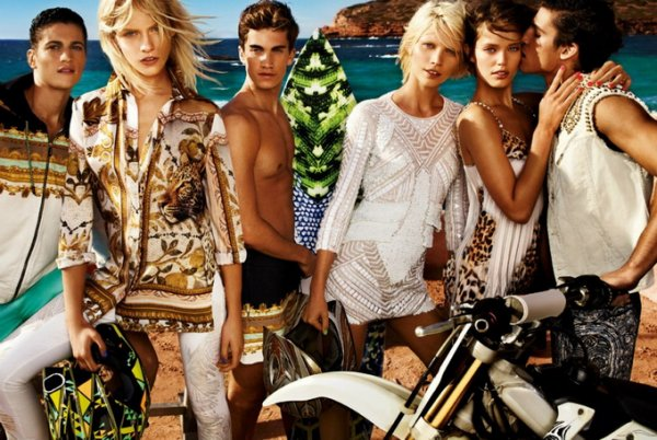 Just Cavalli  printemps / été 2013