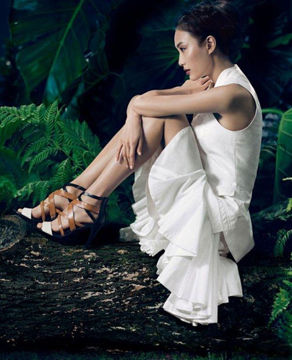 Vera Wang  printemps / été 2013