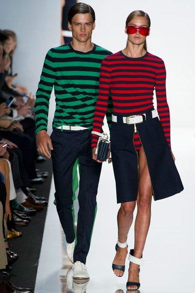 Programme de la Fashion Week de New York automne-hiver 2013-2014 source : Vogue.fr