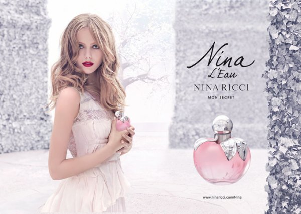 Nina Ricci  L'eau