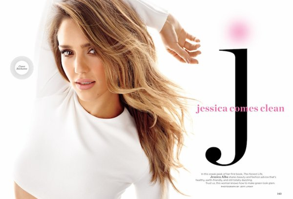 Jessica Alba et Rachel Bilson posent pour Women Health.