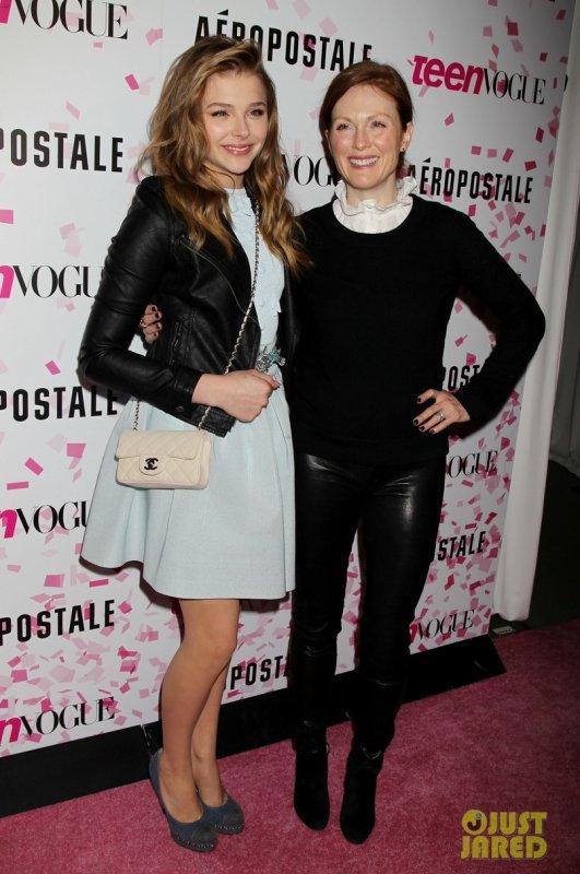 Chloé Moretz à un évènement à New York. Sweet 16 Teen Vogue Birthday Party