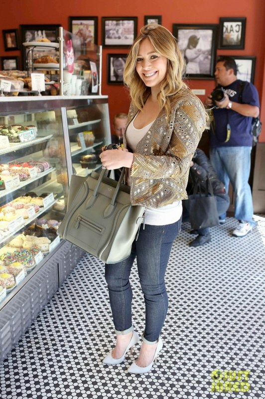 Hilary Duff de sortie.