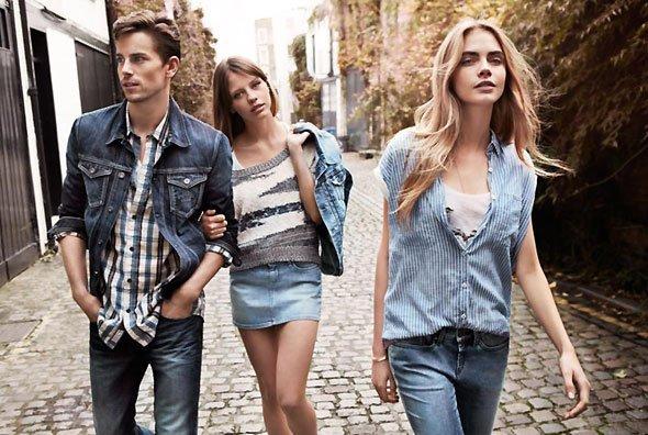 Pepe Jeans  printemps / été 2013