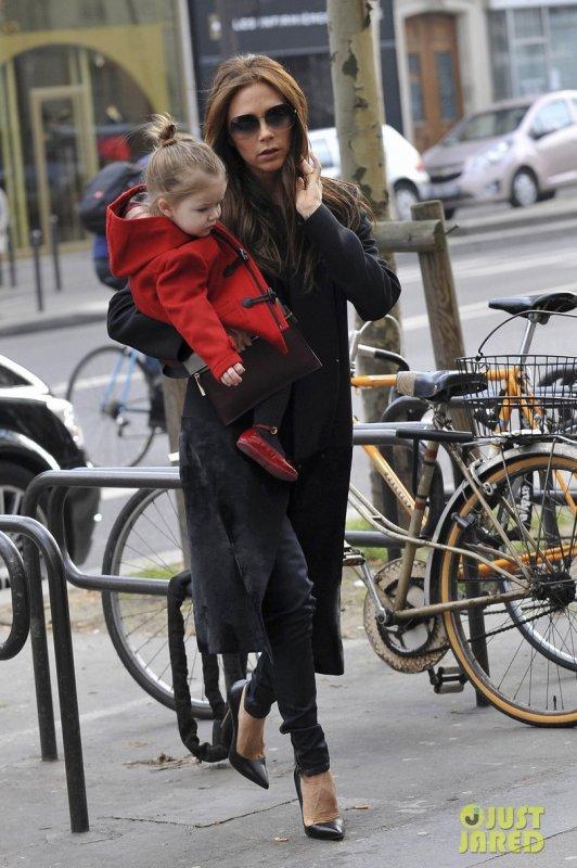 Victoria Beckham de sortie.
