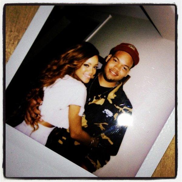 Rihanna a fêté ses 25 ans.