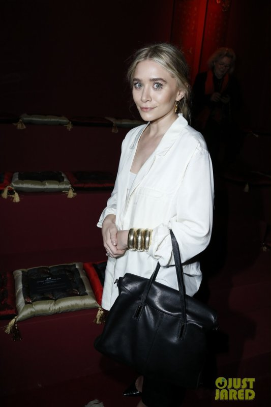 Ashley Olsen de sortie. Paris