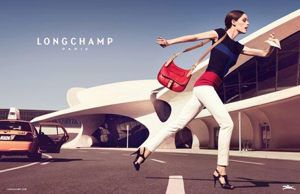 Longchamp  printemps / été 2013
