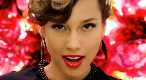 Alicia Keys - Girl On Fire (version Japonaise)