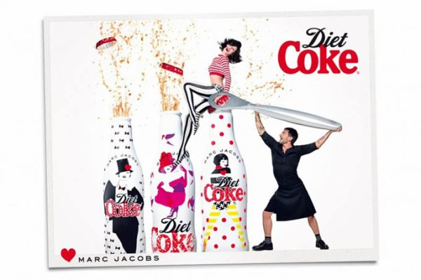 Marc Jacobs x Coca Cola