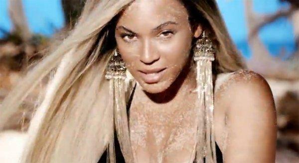 Beyonce pour H&M.