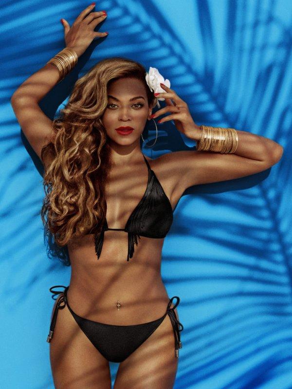 Beyonce pour H&M