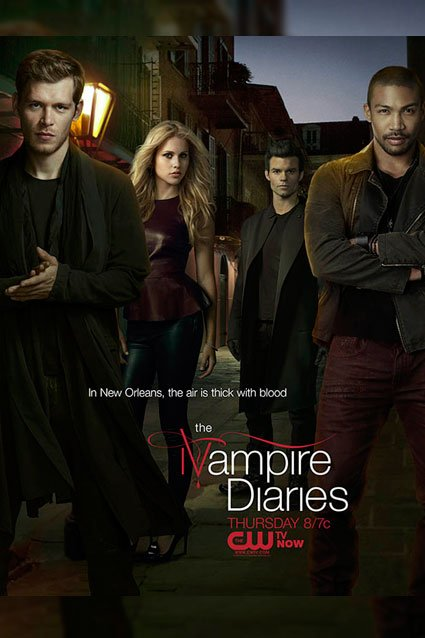The Originals  la série spin-off de Vampire Diaries