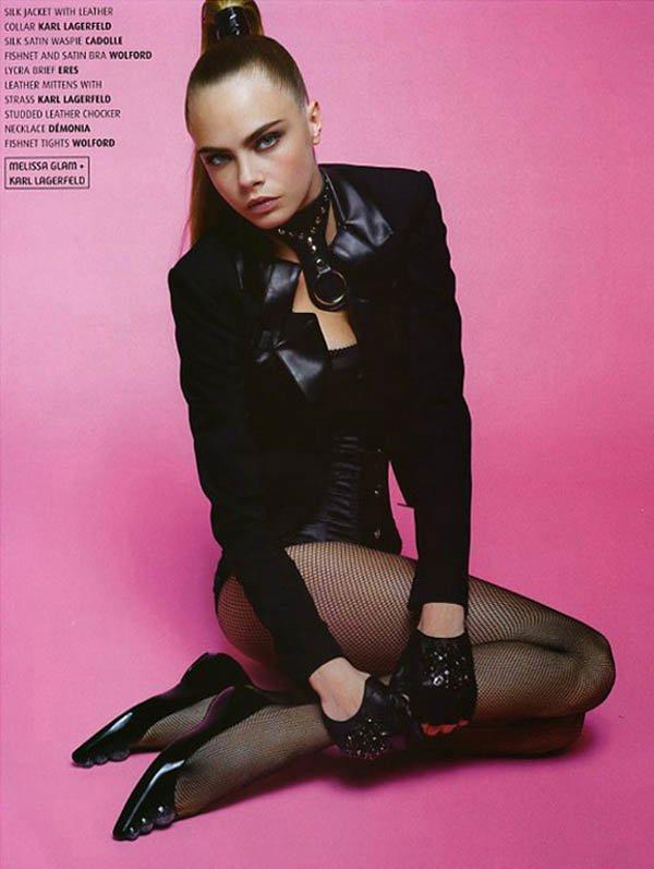Karl Lagerfeld x Melissa