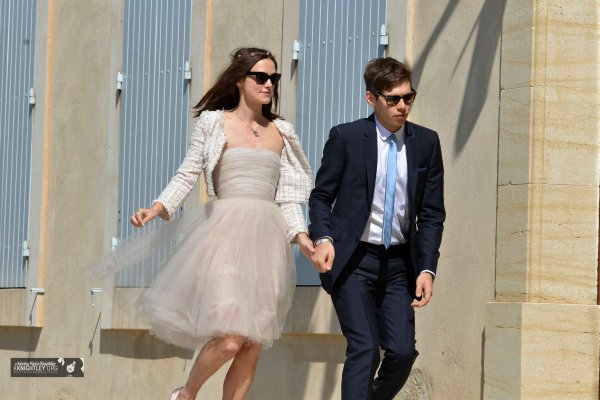 Keira Knightley s'est mariée en France.
