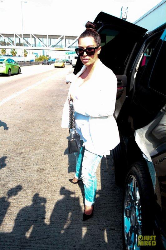 Les Kardashian de sortie.