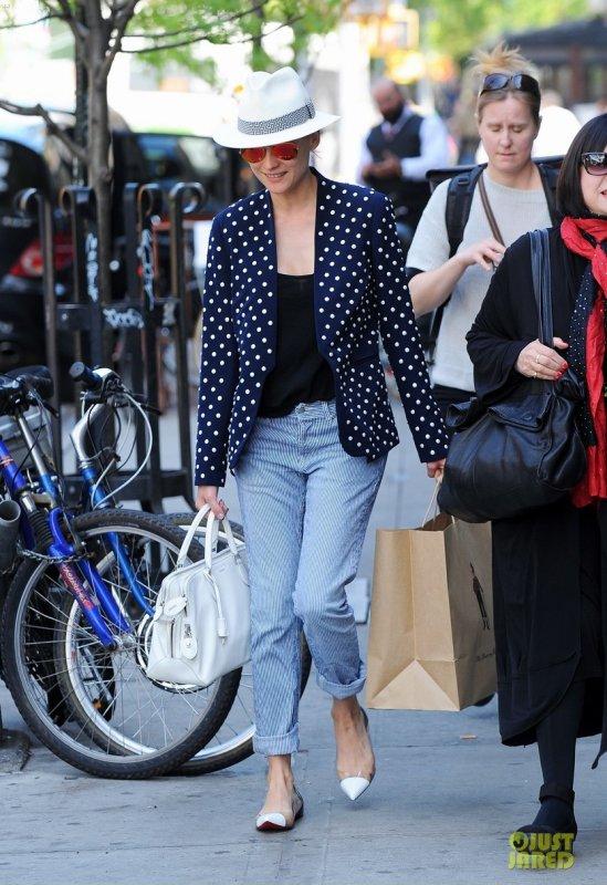 Diane Kruger de sortie.